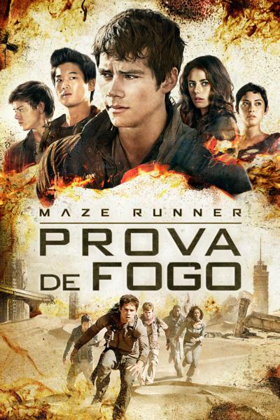 Filme - Maze Runner: Prova de Fogo