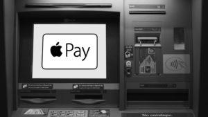 Apple Pay em Caixas Eletrônicos