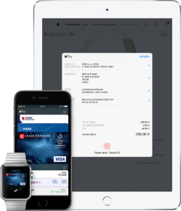 Apple Pay na França