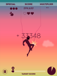 Jogo Pooldiver para iOS