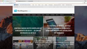 Chrome 52 para Mac