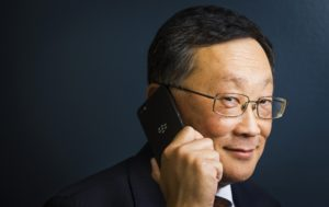 John Chen, CEO da BlackBerry