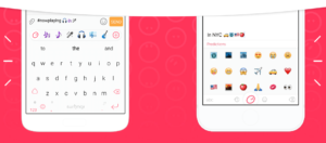 Swiftmoji para iOS