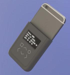 Case para iPhone de Edward Snowden