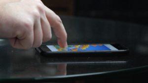 Sensibilidade do 3D Touch