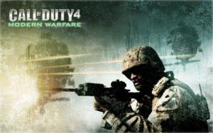 Jogo Call of Duty 4 para OS X