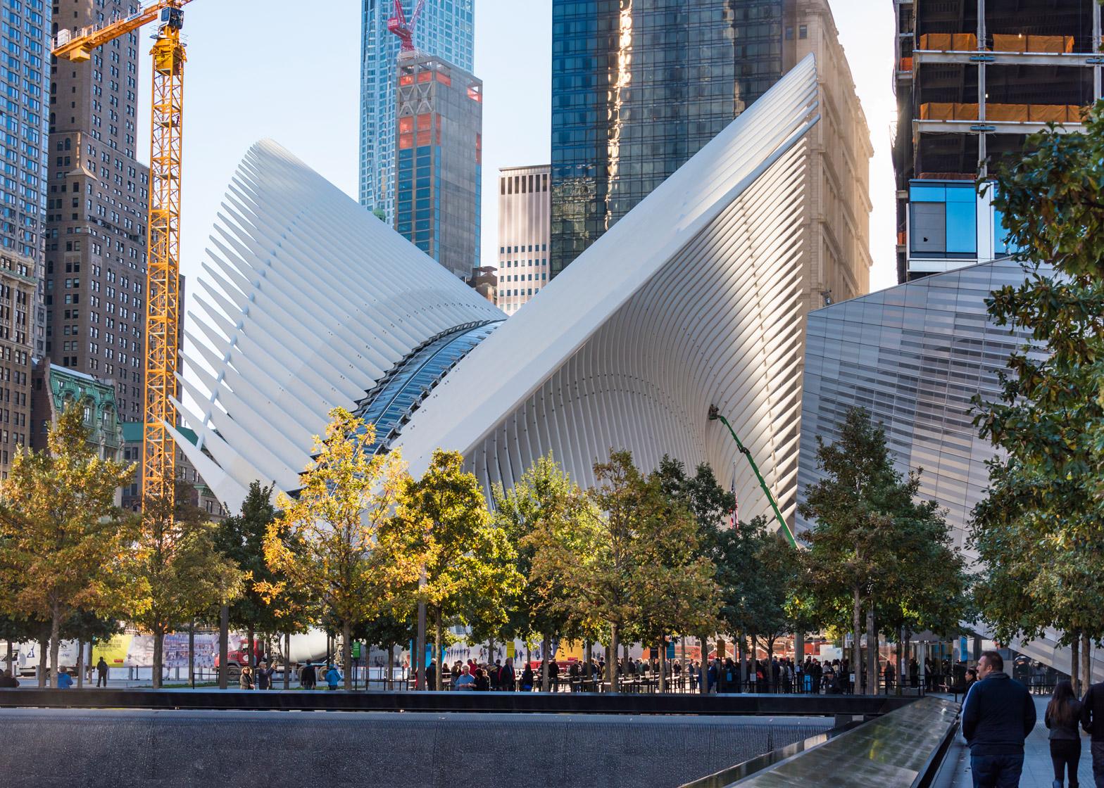 Oculus em Nova York