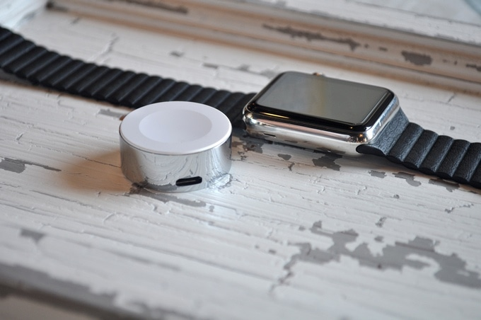 Diskus Apple Watch carregador