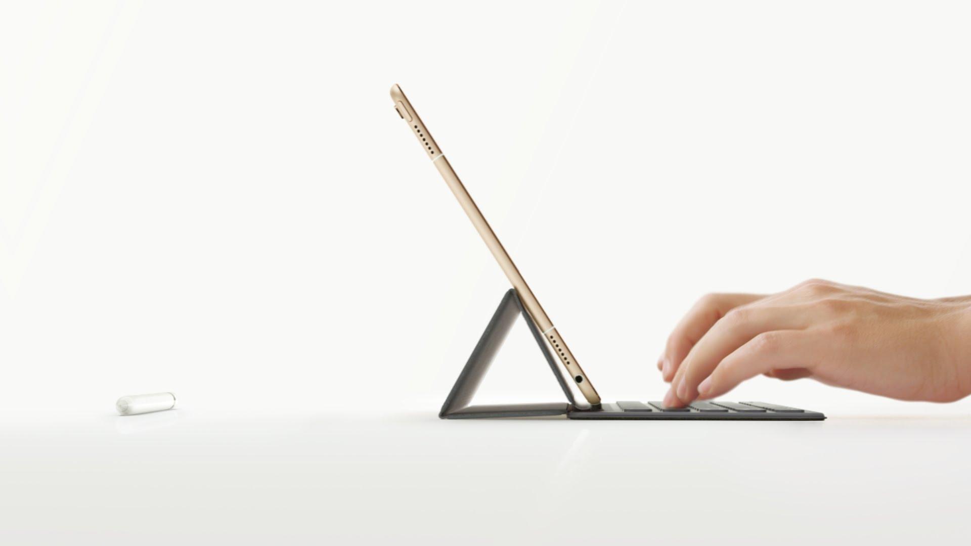 Comercial do iPad Pro