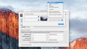 Cantos de Acesso Rápido no OS X