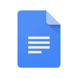Ícone - Documentos Google