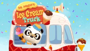 Loja de Sorvete do Dr. Panda