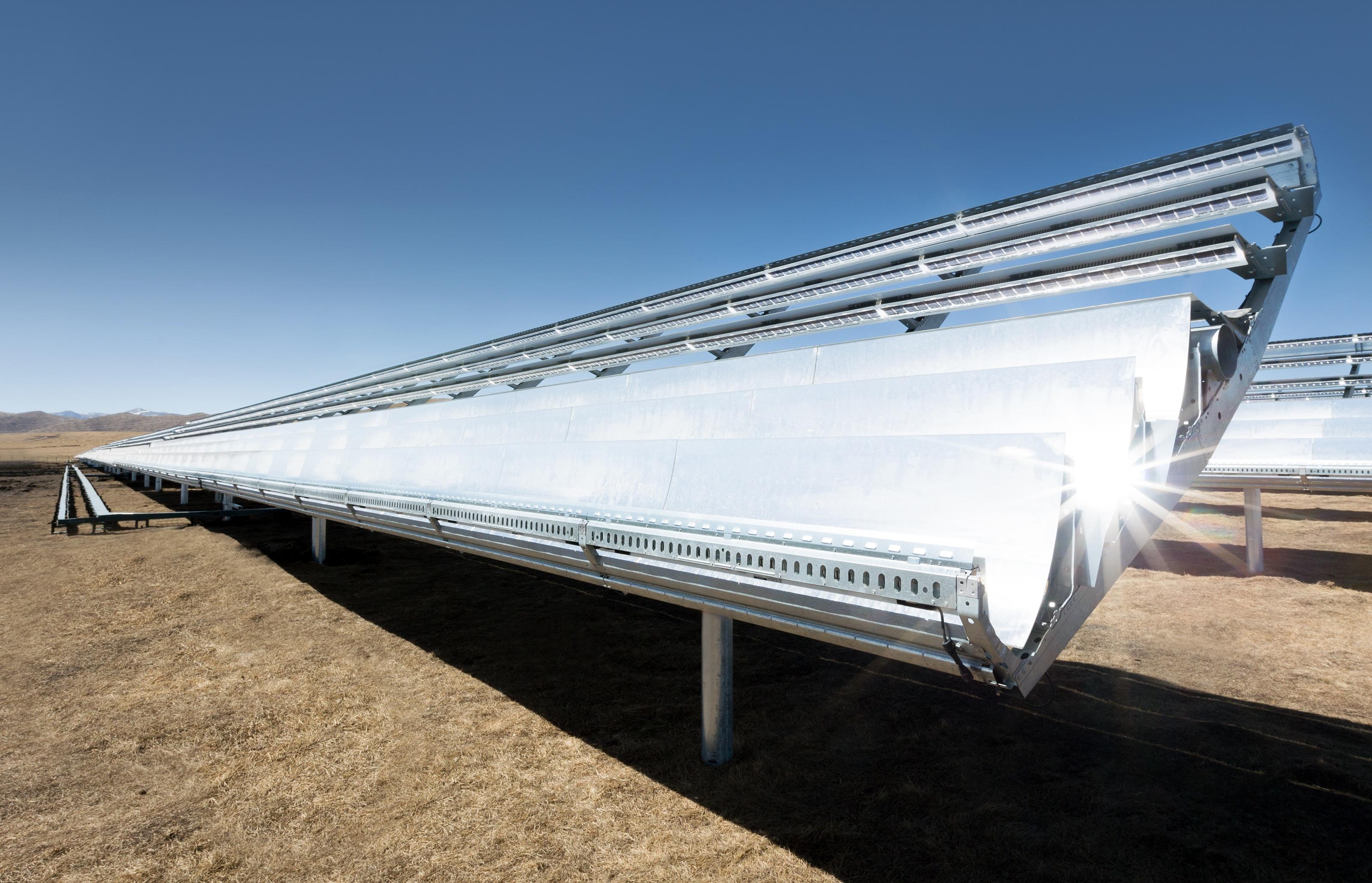 Projeto solar da Apple em Sichuan, na China