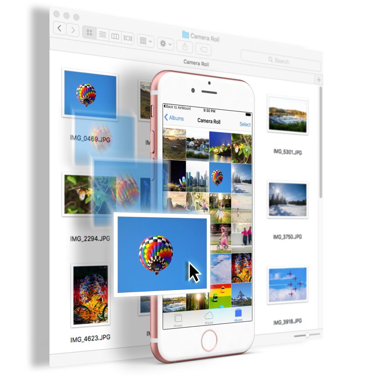 Este app lhe ajuda a transferir rapidamente arquivos do Mac para o iPhone (e vice-versa)