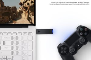 DualShock 4 Wireless Adapter para Mac e PC
