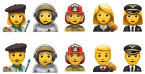 Novos emojis propostos pela Apple