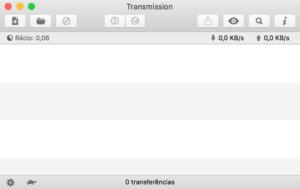 App Transmission para OS X