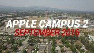 Apple Campus 2 setembro