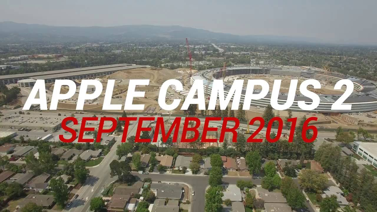 Apple Campus 2 setembro