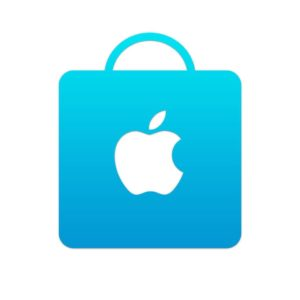 Ícone do app Apple Store para iOS