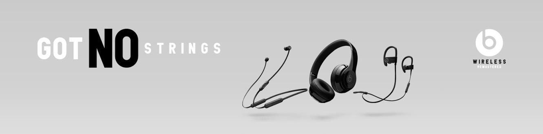 Novos fones da Beats