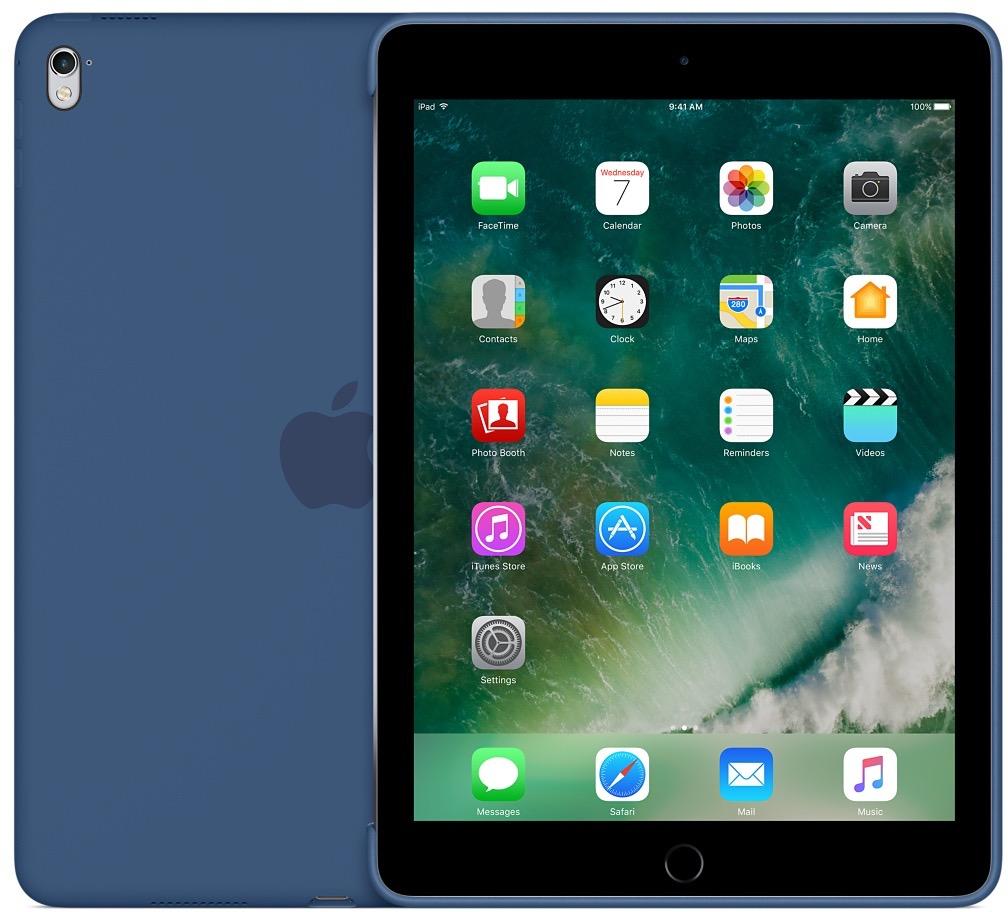 """Case de silicone para iPad Pro de 9,7"""""""