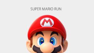 Jogo Super Mario Run para iOS