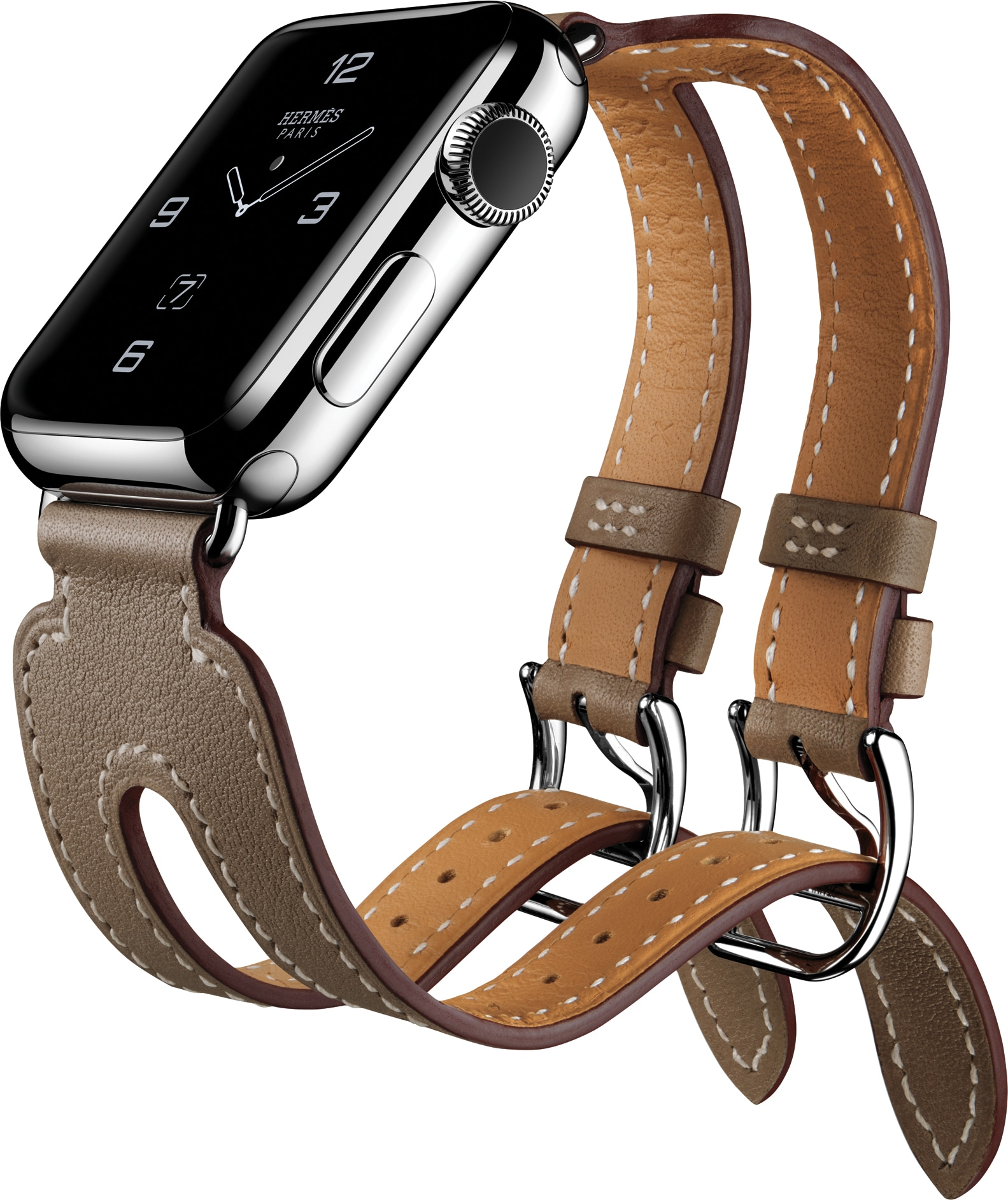 Apple Watch Series 2 com pulseira Hermès