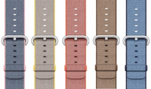 Apple Watch esportiva cores-novas08-Apple Watch nylon cores novas