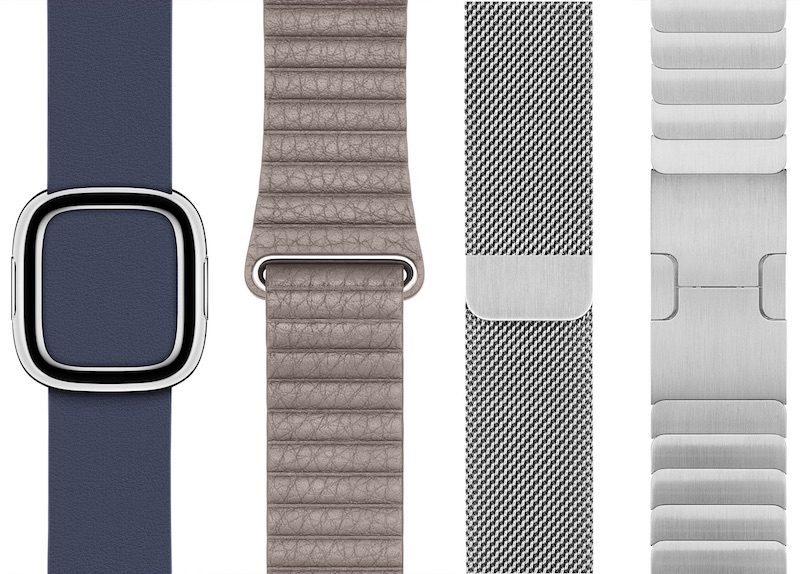 Apple Watch pulseiras