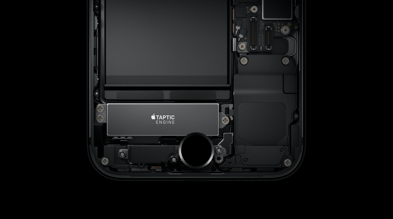 Botão de Início - iPhone 7 e 7 Plus