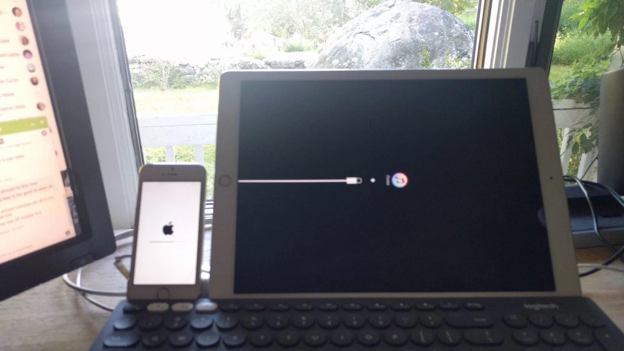 Bug na atualização OTA do iOS 10