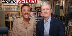 Tim Cook sobre Airpods no Good Morning America
