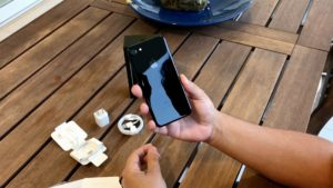 Unboxing de iPhone 7 jet black