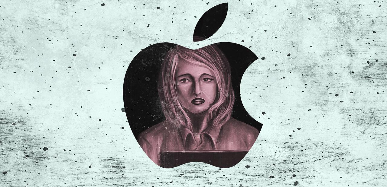 Mulheres assédios na Apple