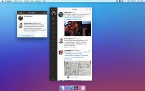 App Tweetbot para macOS
