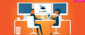 Parceria entre IBM e Swift