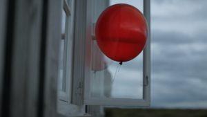 Balão do comercial