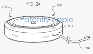 Patente da Apple relacionada a tecnologia de carregamento sem fio