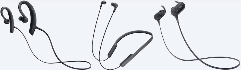 Nova Linha de Fones Wireless Sony