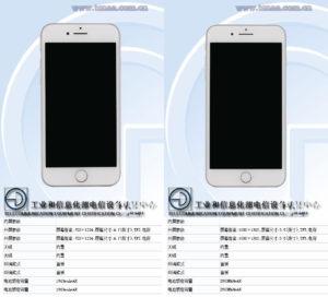 Especificações do iPhone 7 e 7 Plus