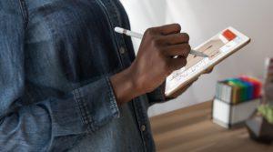 iPad Pro de 9,7 polegadas + Apple Pencil