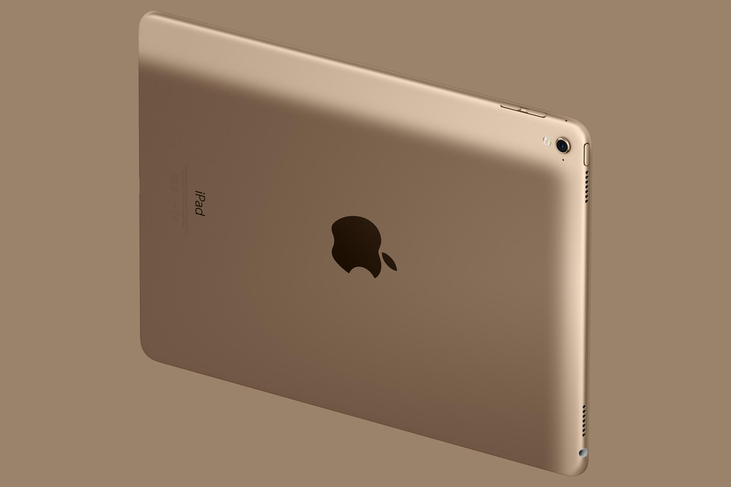 Câmera do iPad Pro de 9,7 polegadas