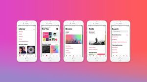 Apple Music novo vídeo