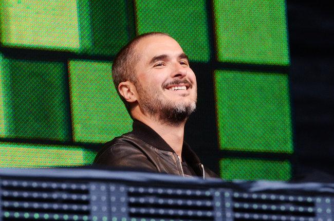DJ Zane Lowe