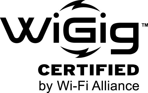 WiGig Certified by Wi-Fi Alliance