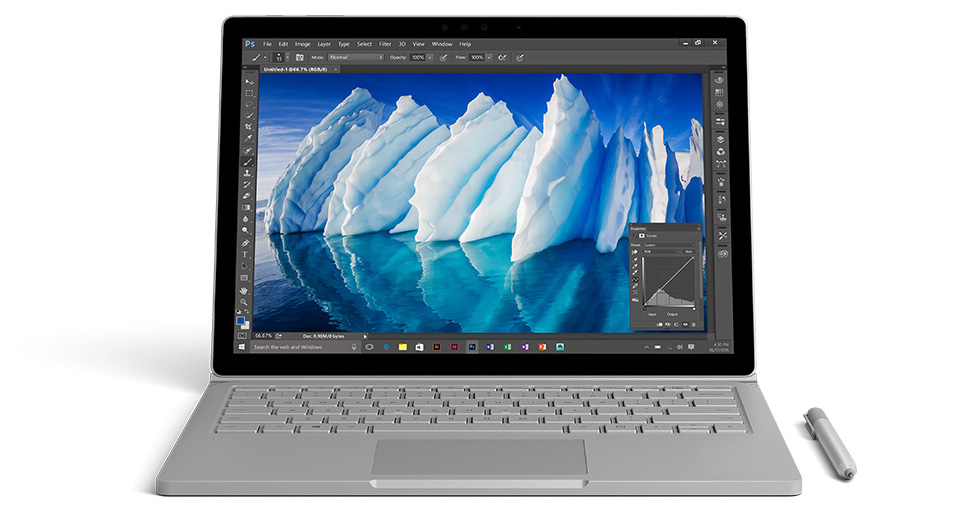 Surface Book i7, da Microsoft