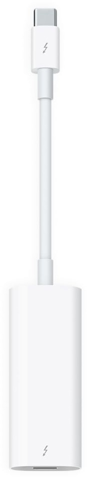 Adaptador de Thunderbolt 3 (USB-C) para Thunderbolt 2