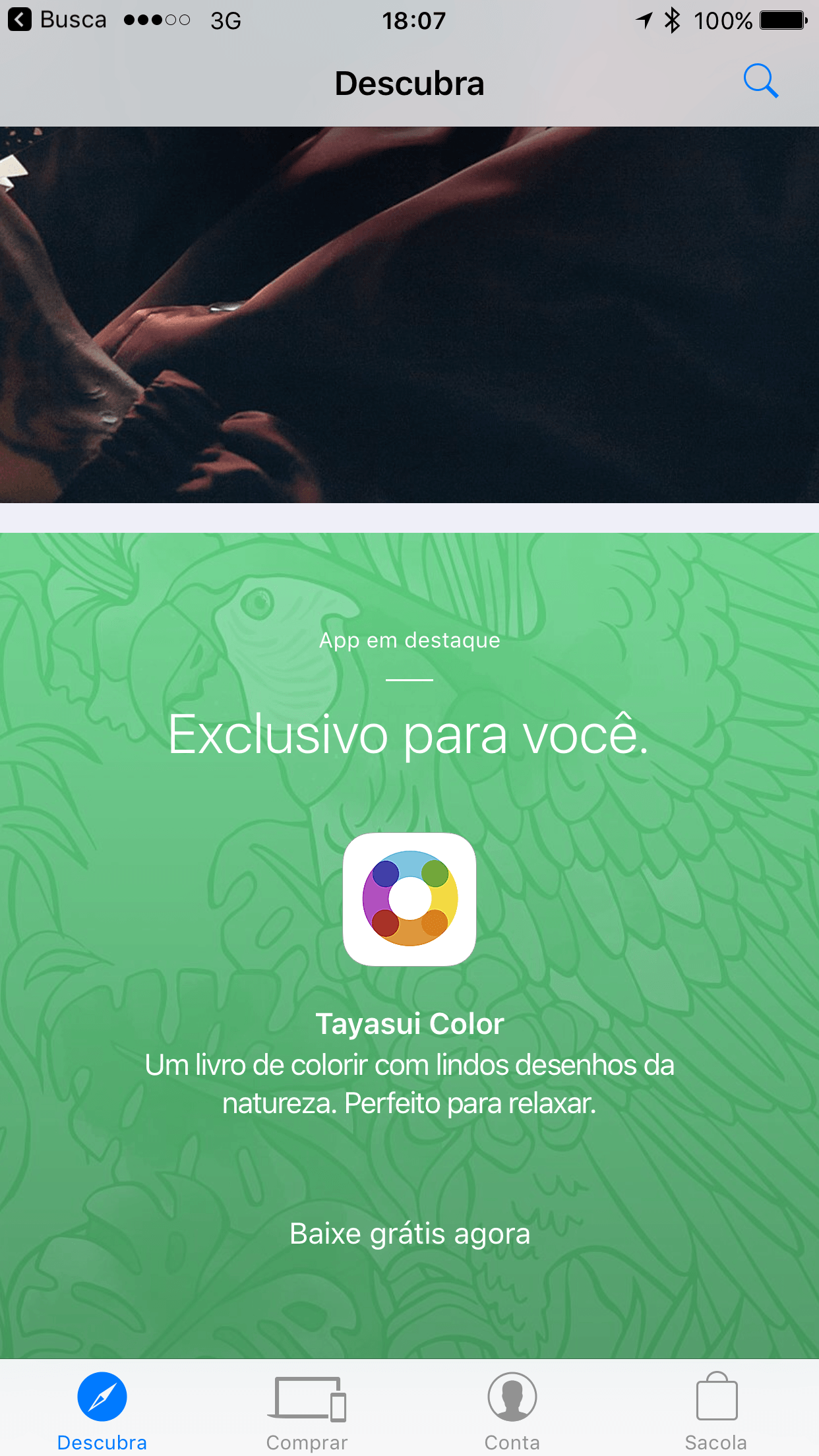 Tayasui Color no Apple Store