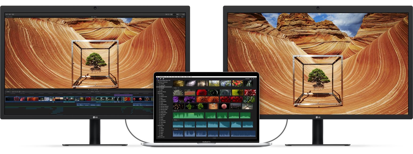Monitor LG UltraFine 5K